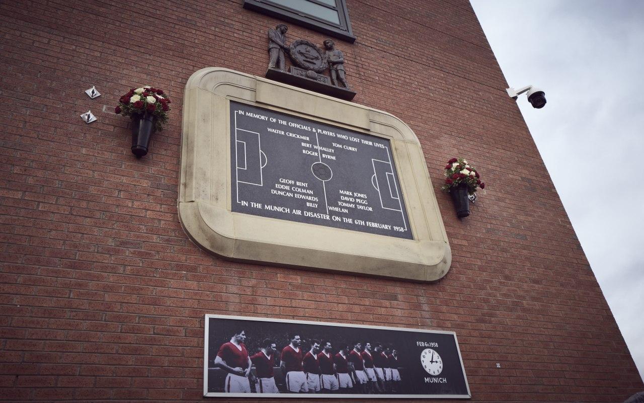 Munich plaque