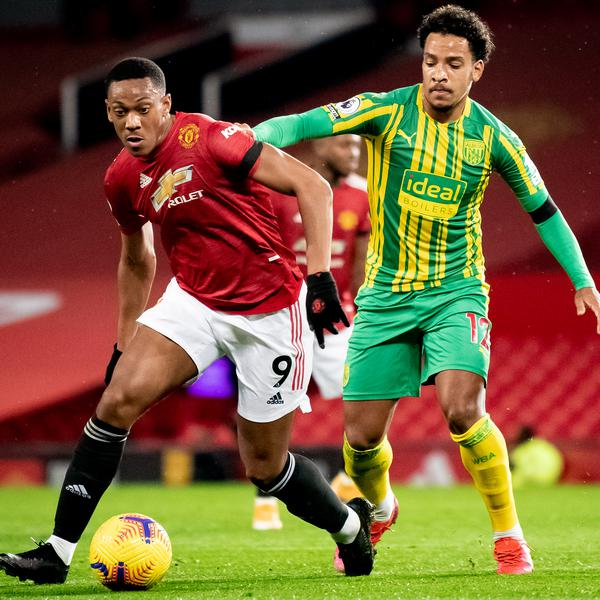 Solskjaer: The goals will come for Martial