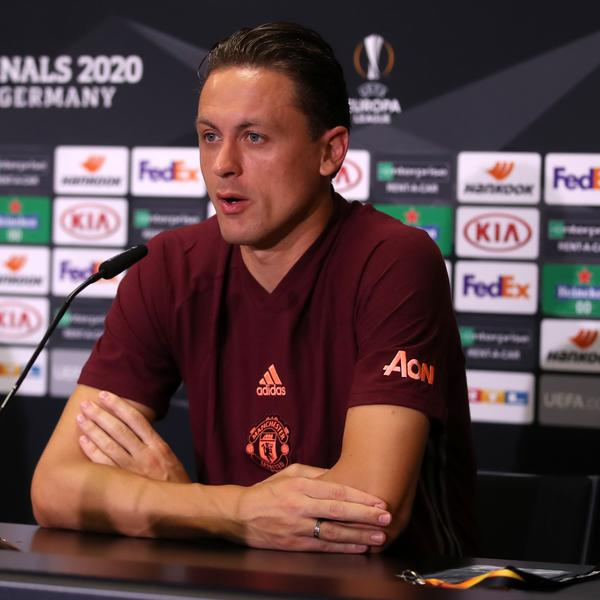 Nemanja Matic outlines key to winning Europa League