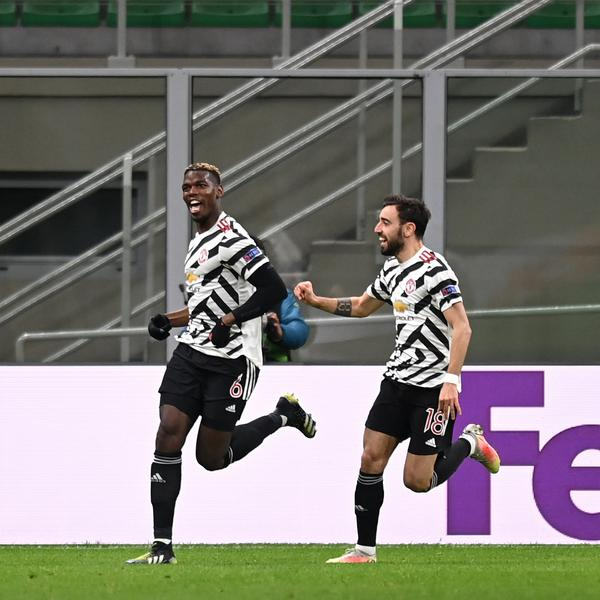 Pogba: Why I love playing with Fernandes