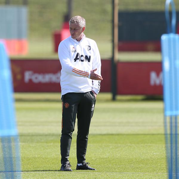 Ole's team news update for Clarets clash
