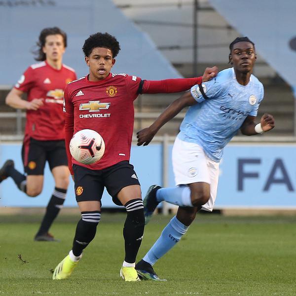 Under-23s beaten by leaders City in derby