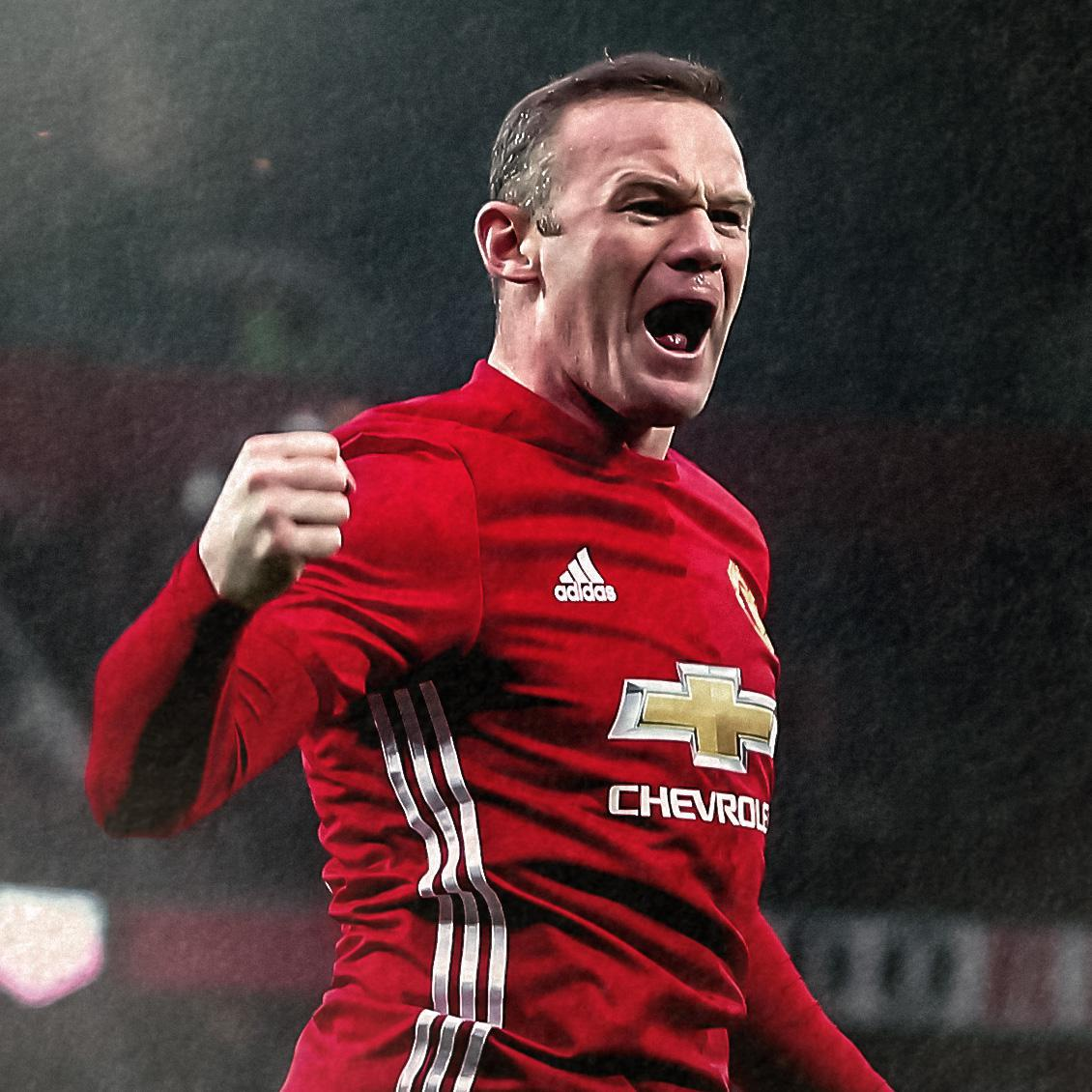 Wayne Rooney | Man Utd Legends Profile | Manchester United