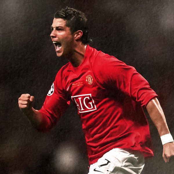 Cristiano Ronaldo Man Utd Legends Profile Manchester United