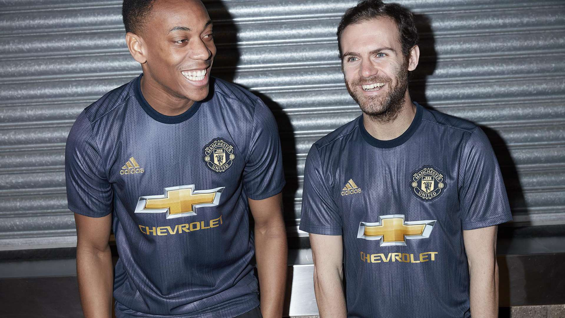 Adidas reveal new United third kit for next season   Manchester United