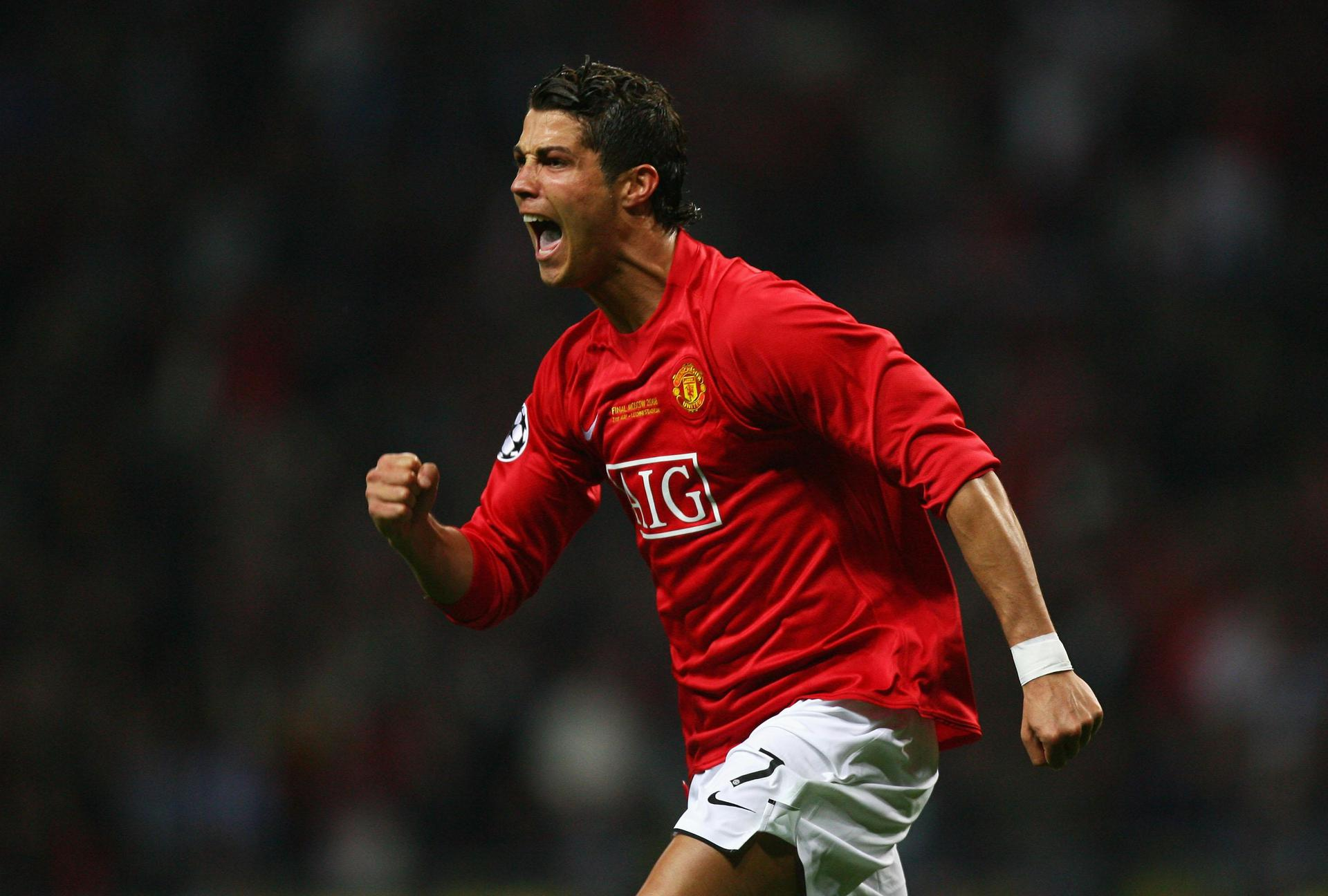 Gallery Champions League Final 2008 Manchester United