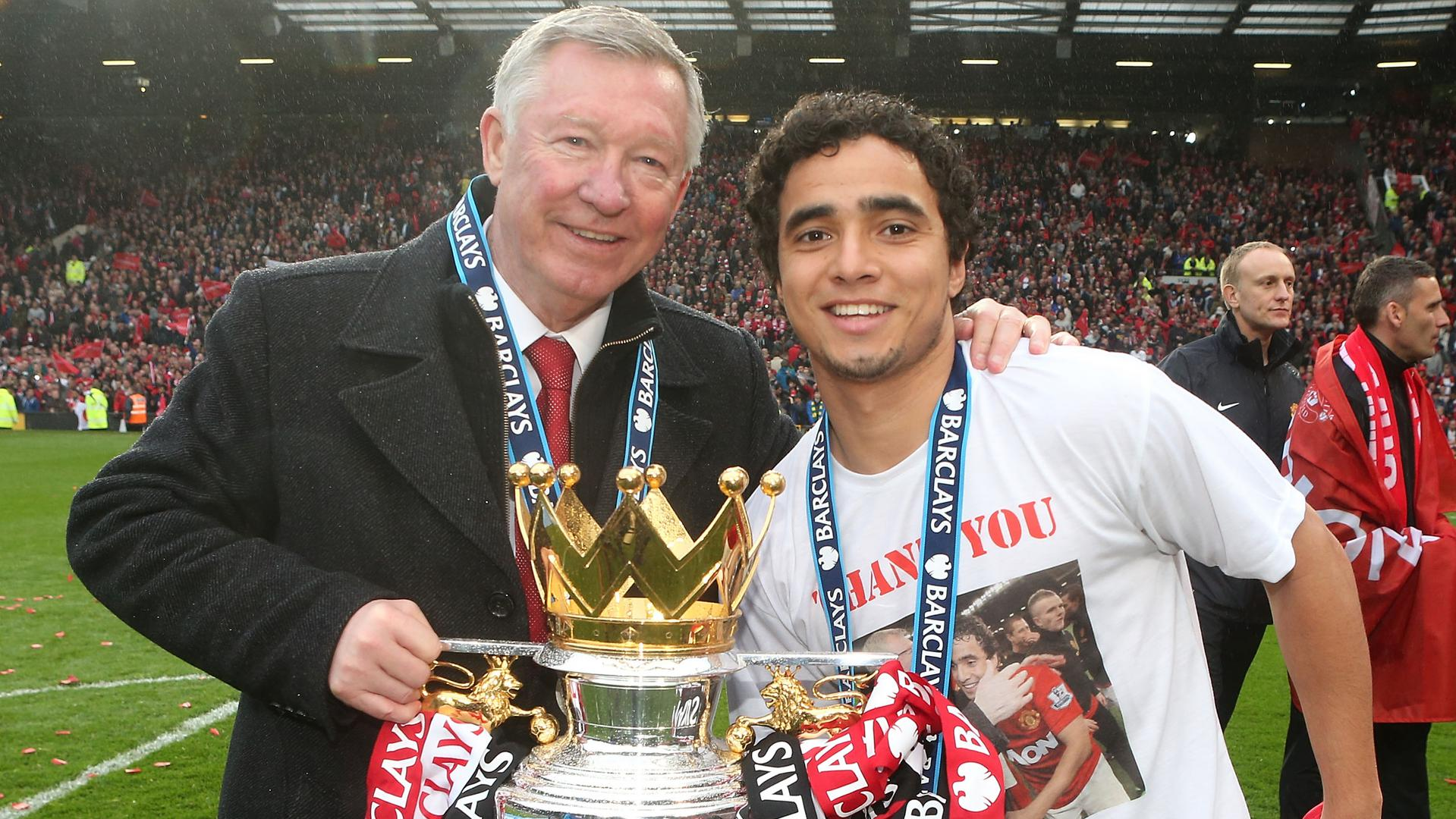 Rafael: Maybe one day I'll play again at Old Trafford! - Manchester United