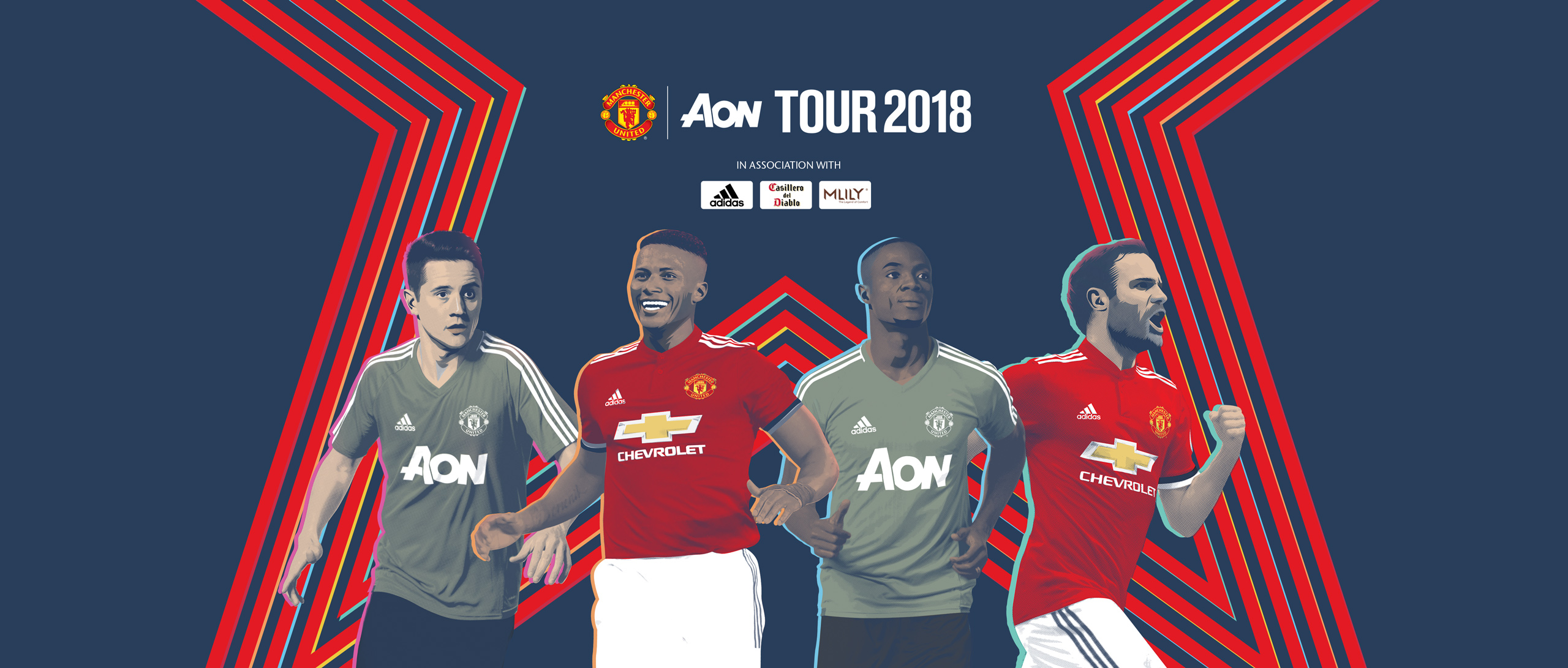 Tour 2018 presented by Aon