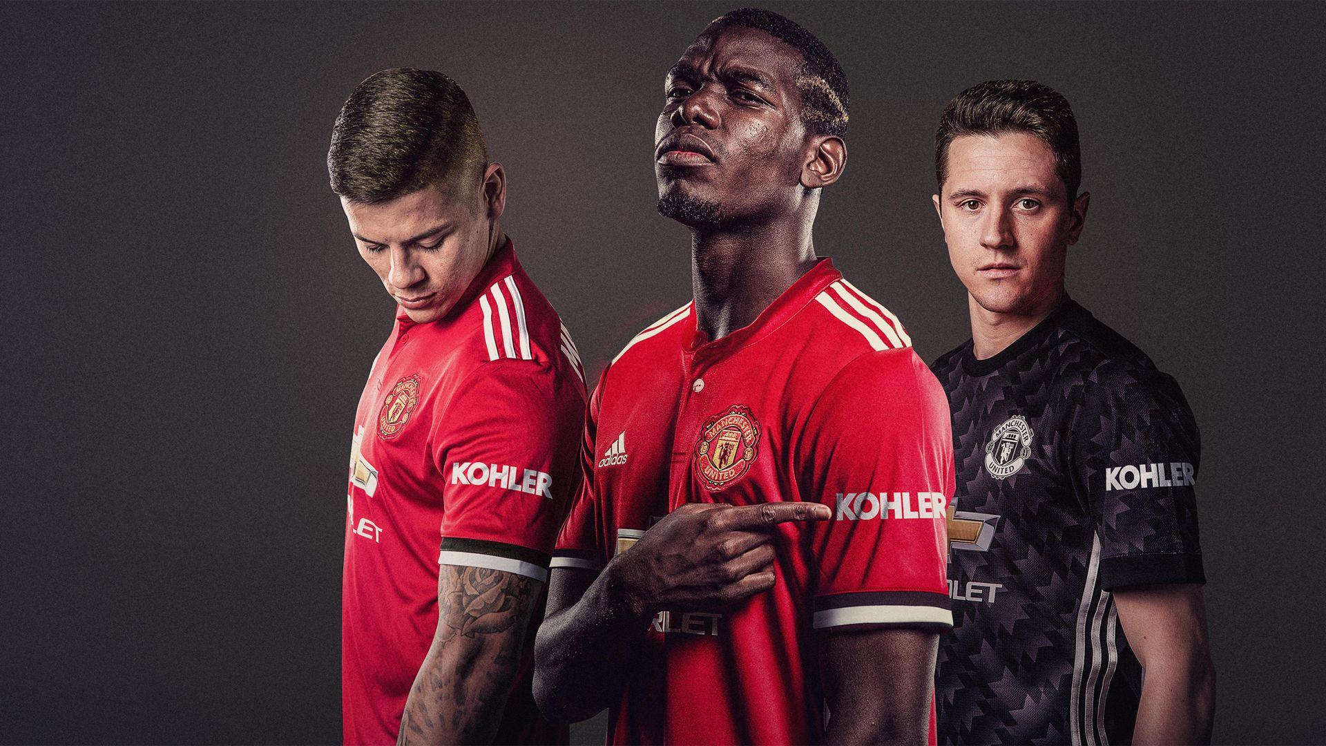 Kohler Unveiled As Man Utd Shirt Sleeve Sponsor Manchester United