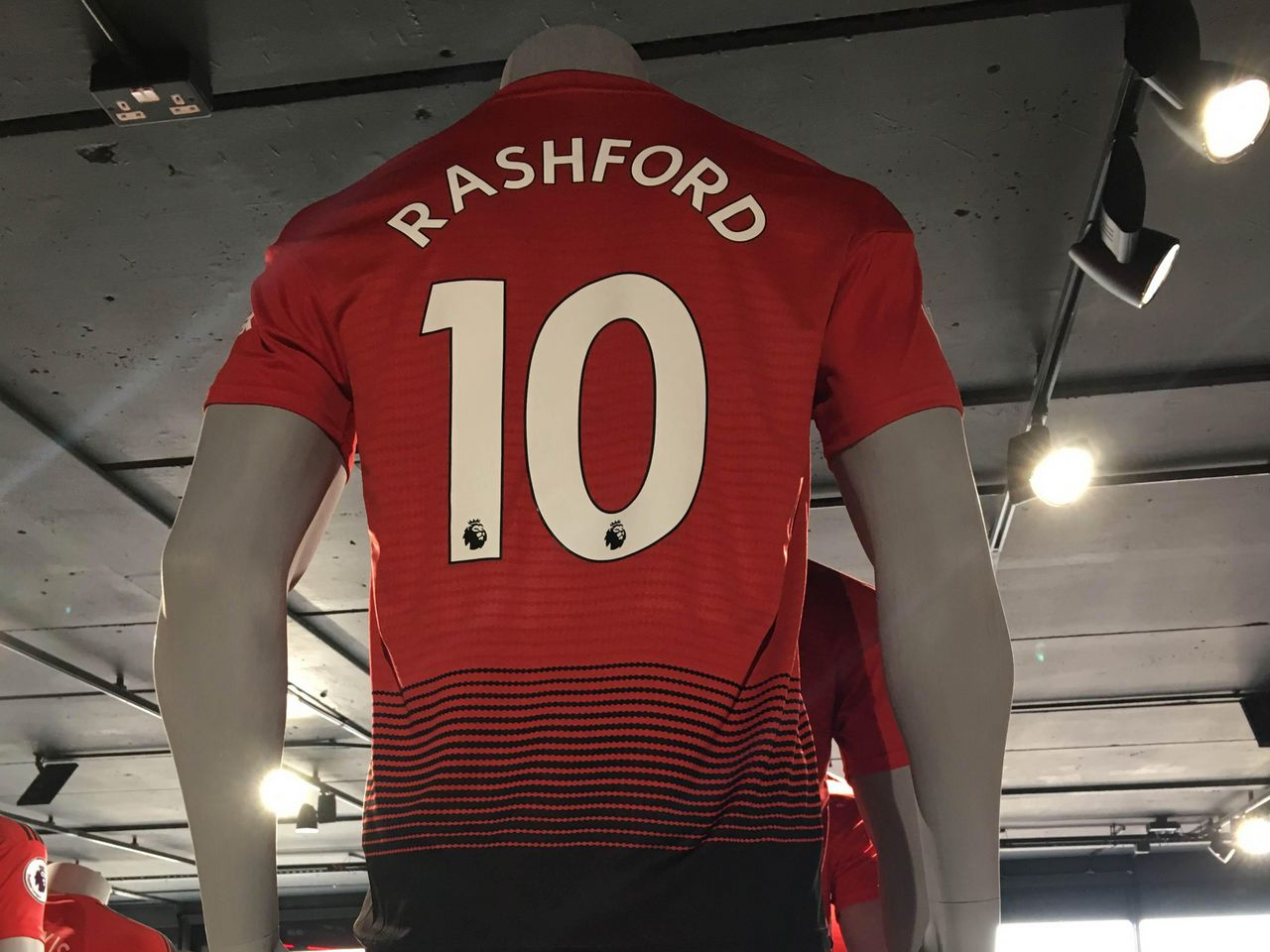 Marcus Rashford Is Man Utd S New No 10 Manchester United