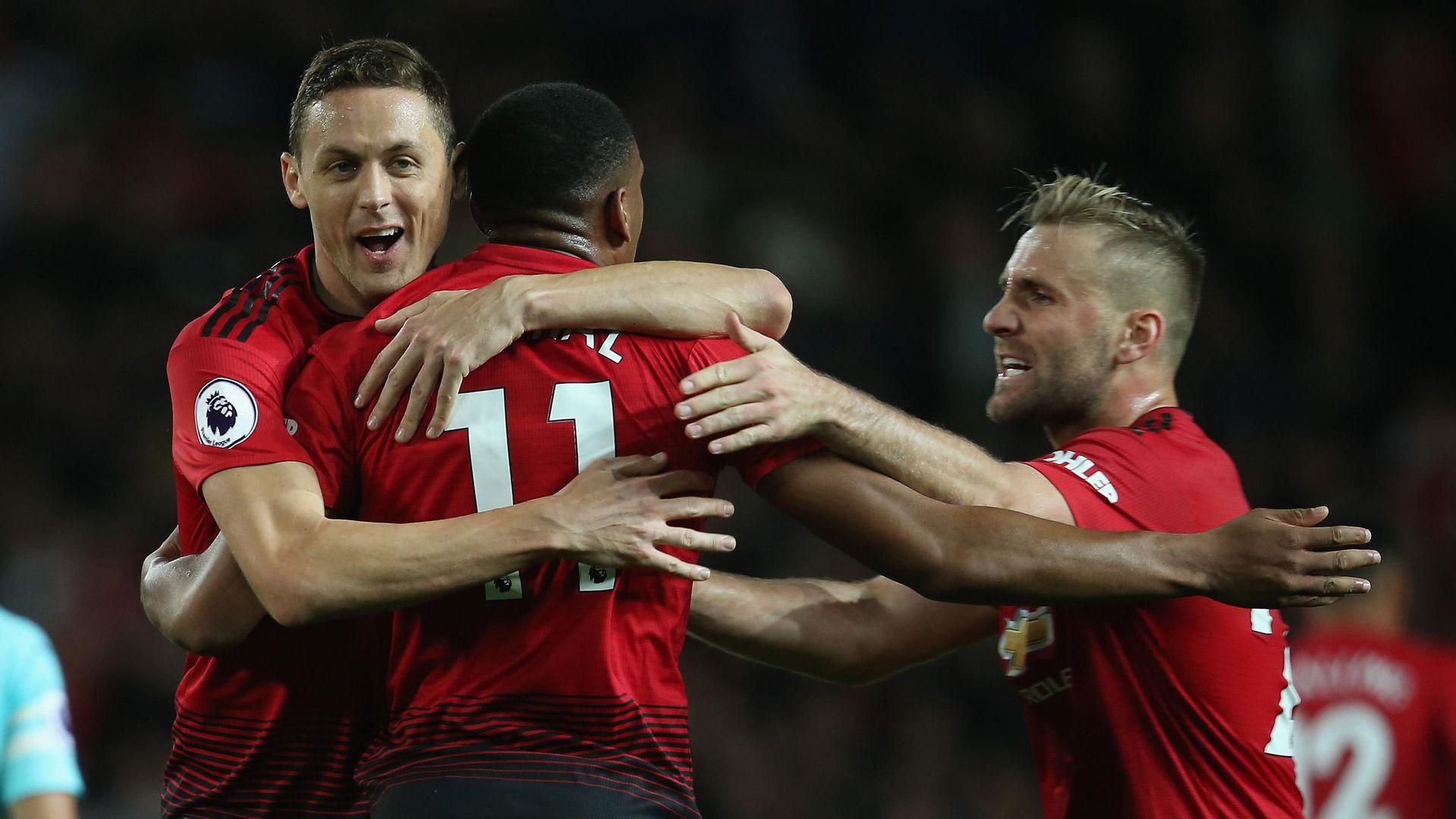 Man United 3 Newcastle United 2 highlights 6 October 2018 ...