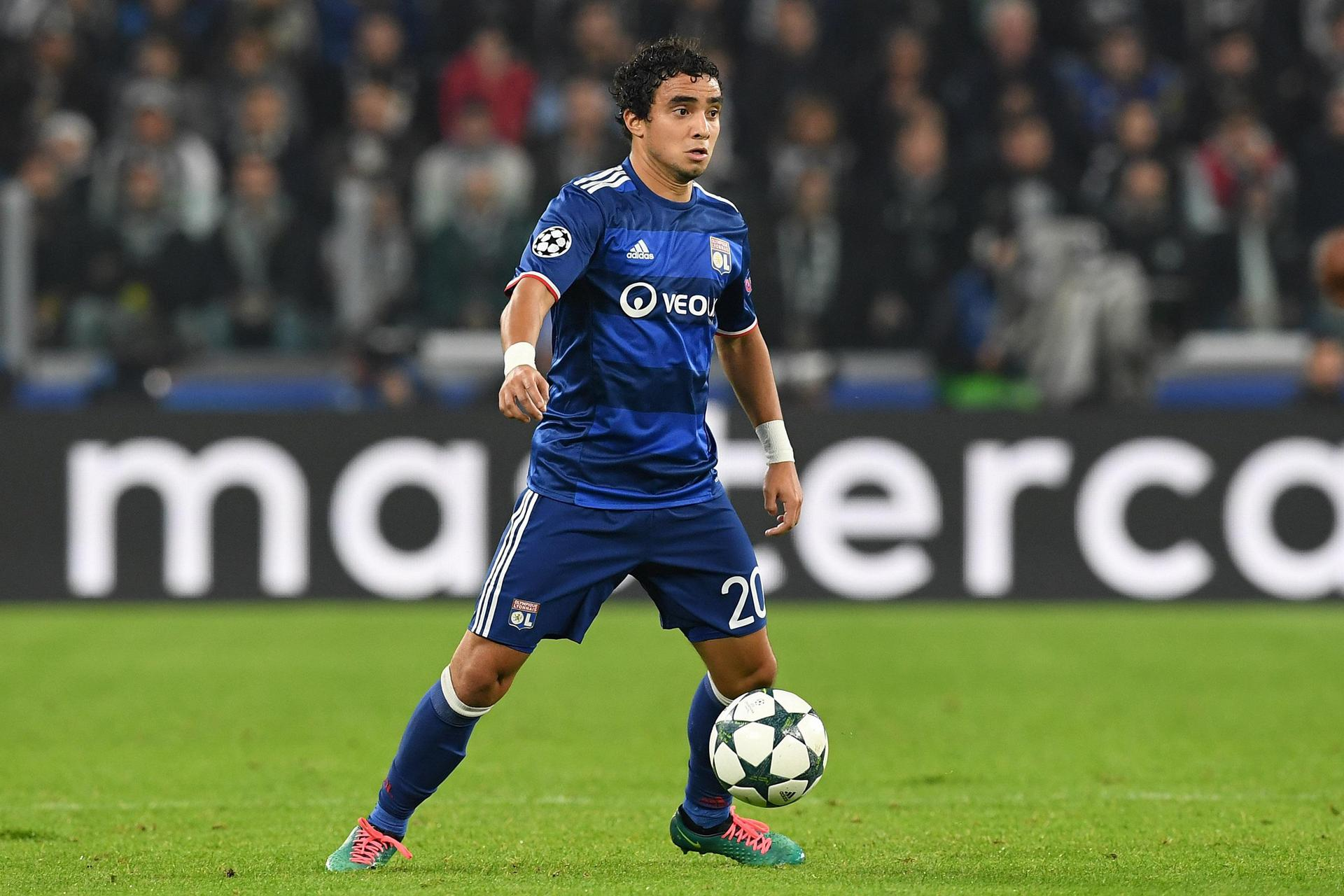 Rafael is hoping to be fit again soon to compete for Lyon.
