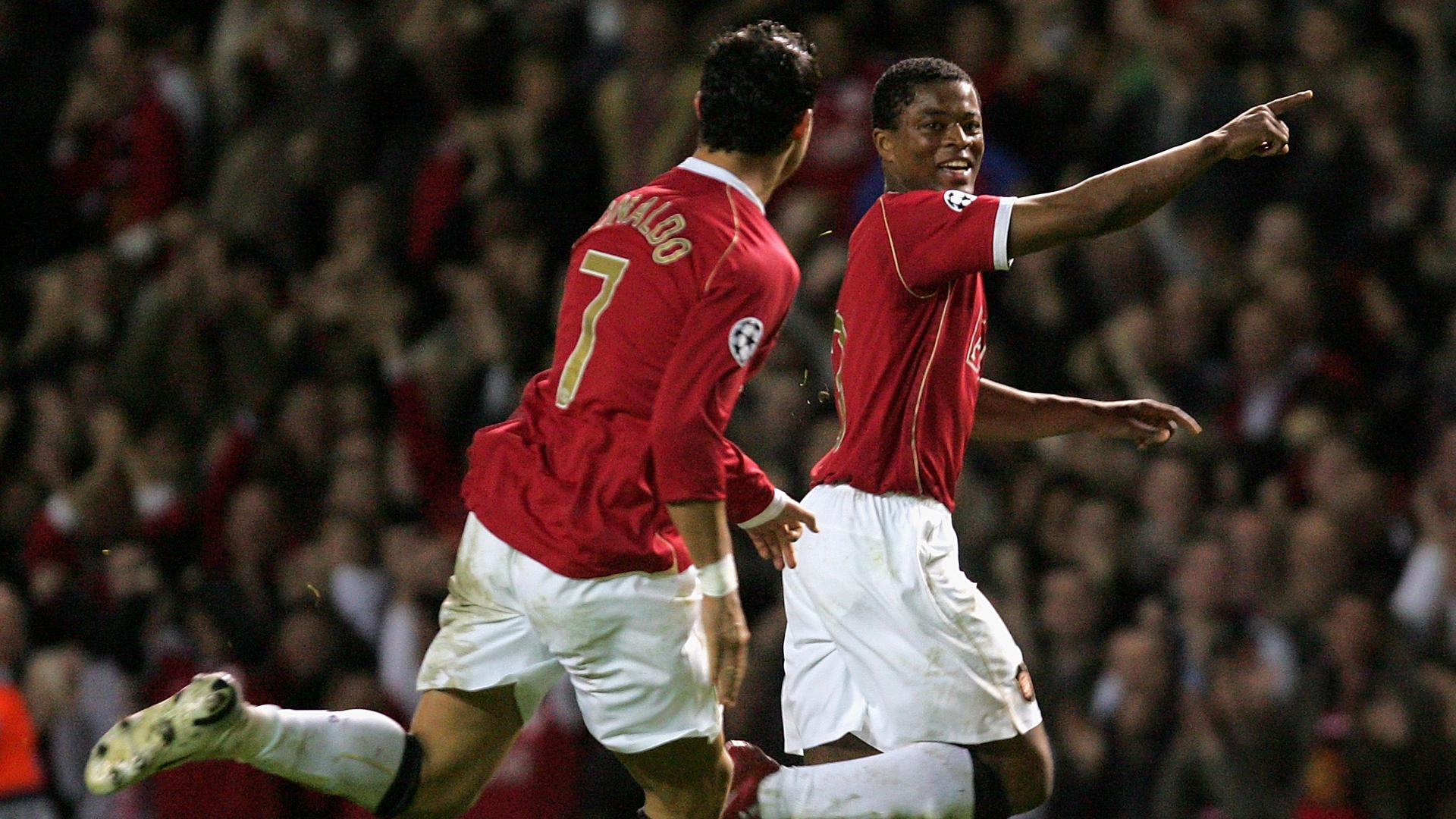 Five Man Utd wins v Italian sides in the Champions League