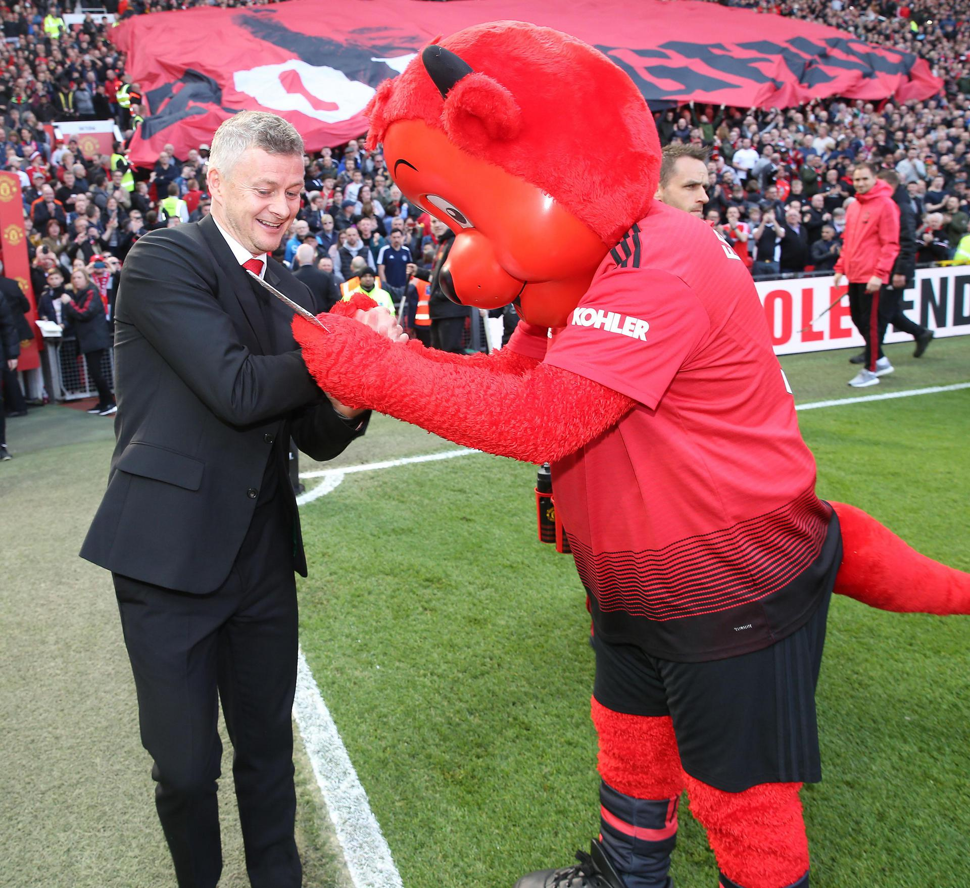 Ole and Fred The Red