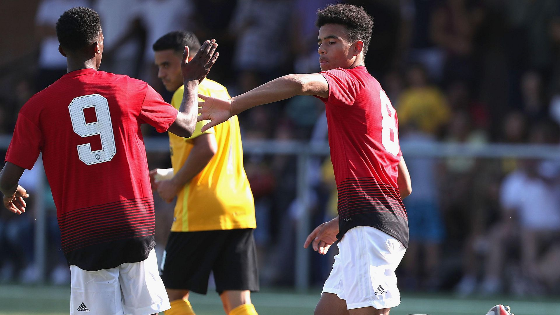 Under 19s Report Young Boys 1 Man United 2 Manchester United