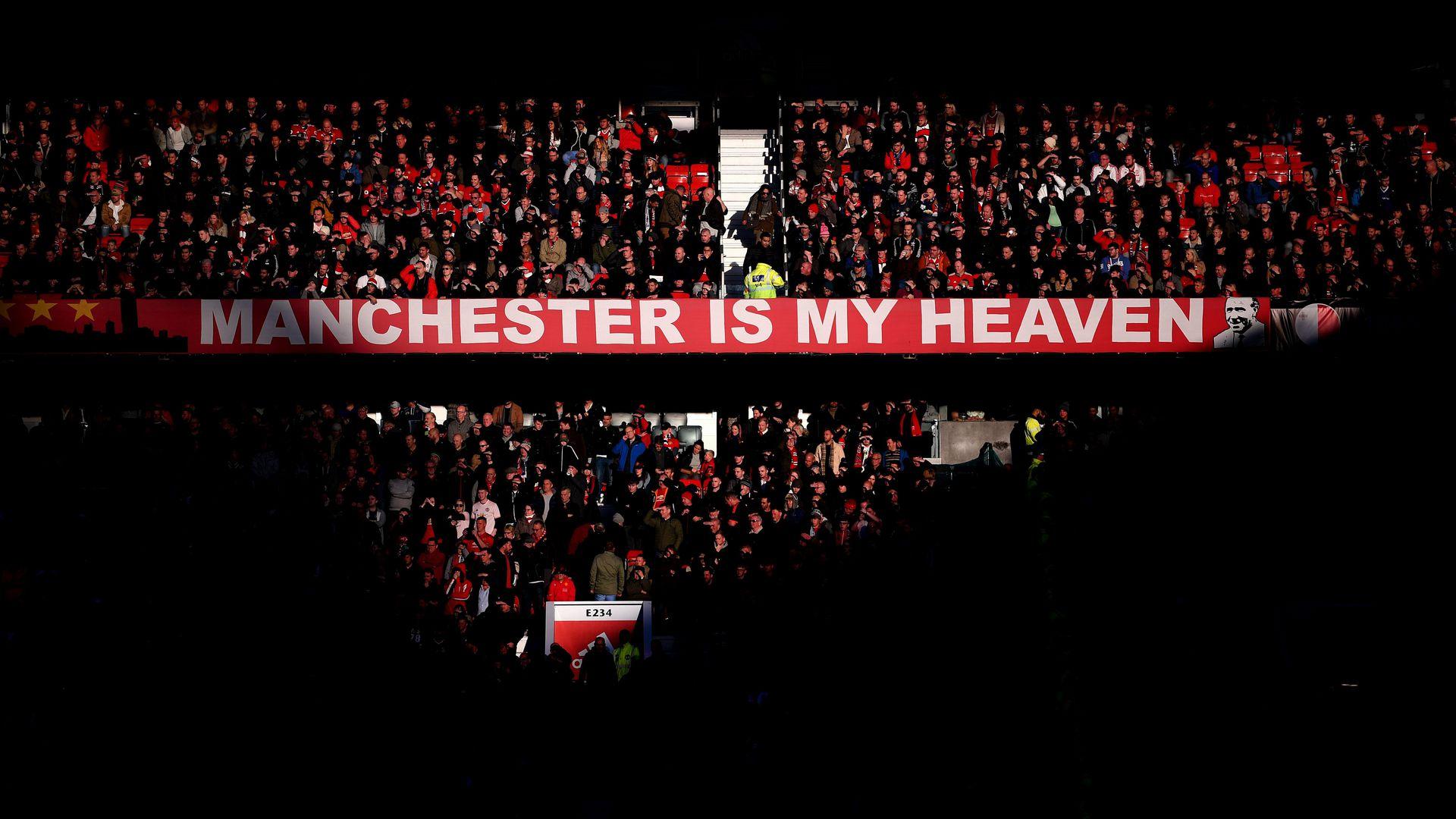 Opinion Man Utd Fans Deserve Credit Not Criticism Manchester United