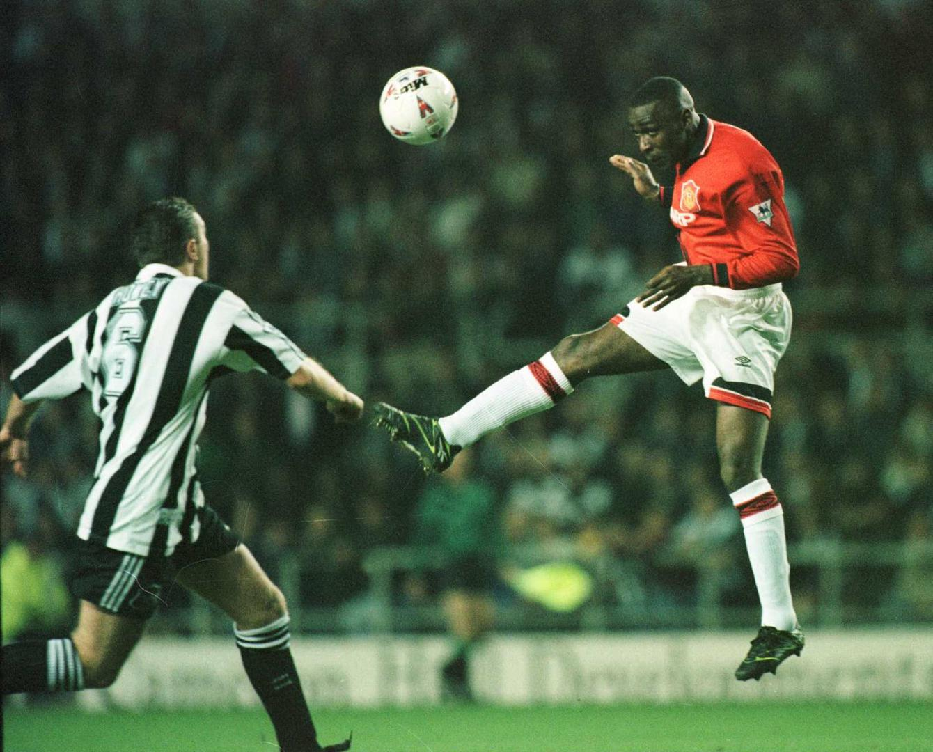 Andy Cole v Newcastle,