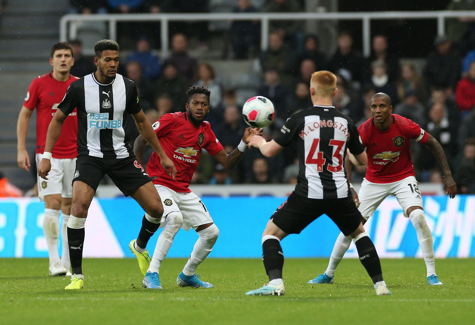 Newcastle vs. United