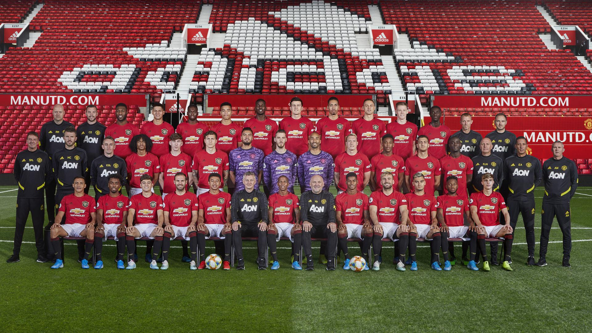 Ficial Manchester United Website