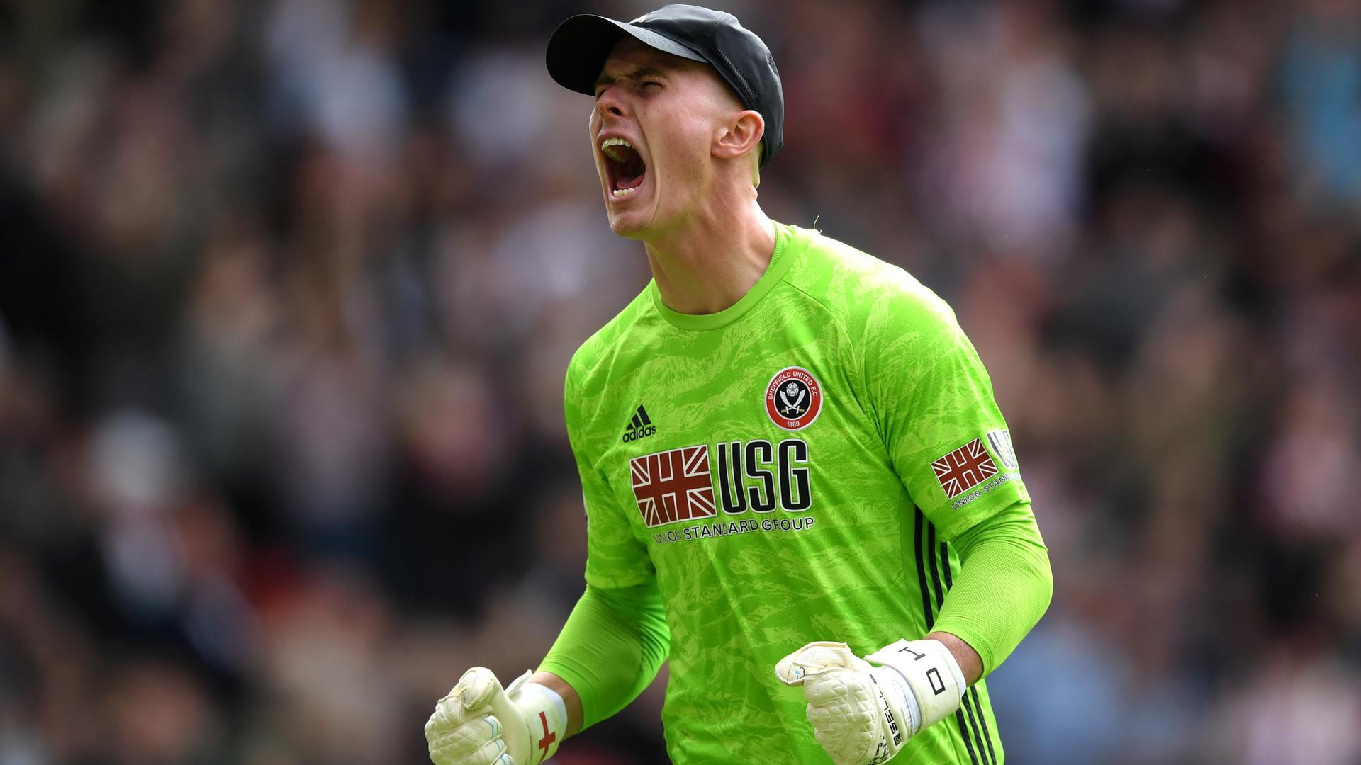 Dean Henderson Hoping To Become Sixth Man Utd Keeper To Play For England Manchester United