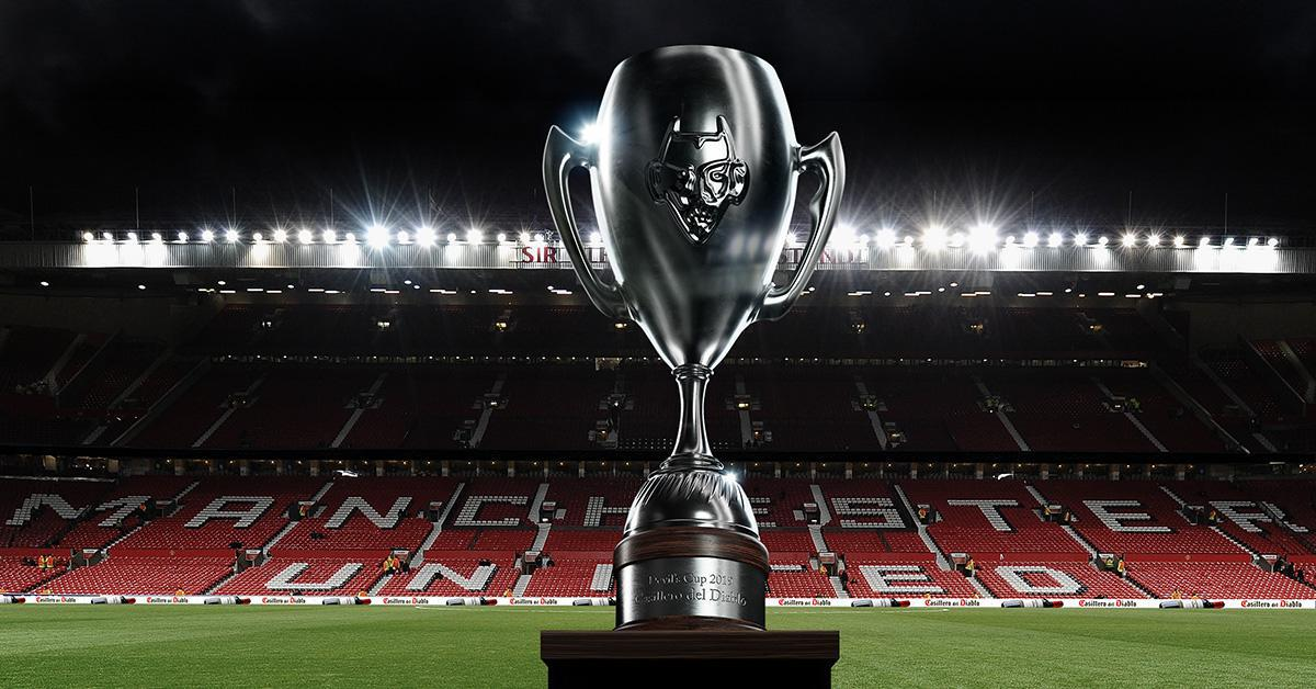 Devil's Cup at Old Trafford.
