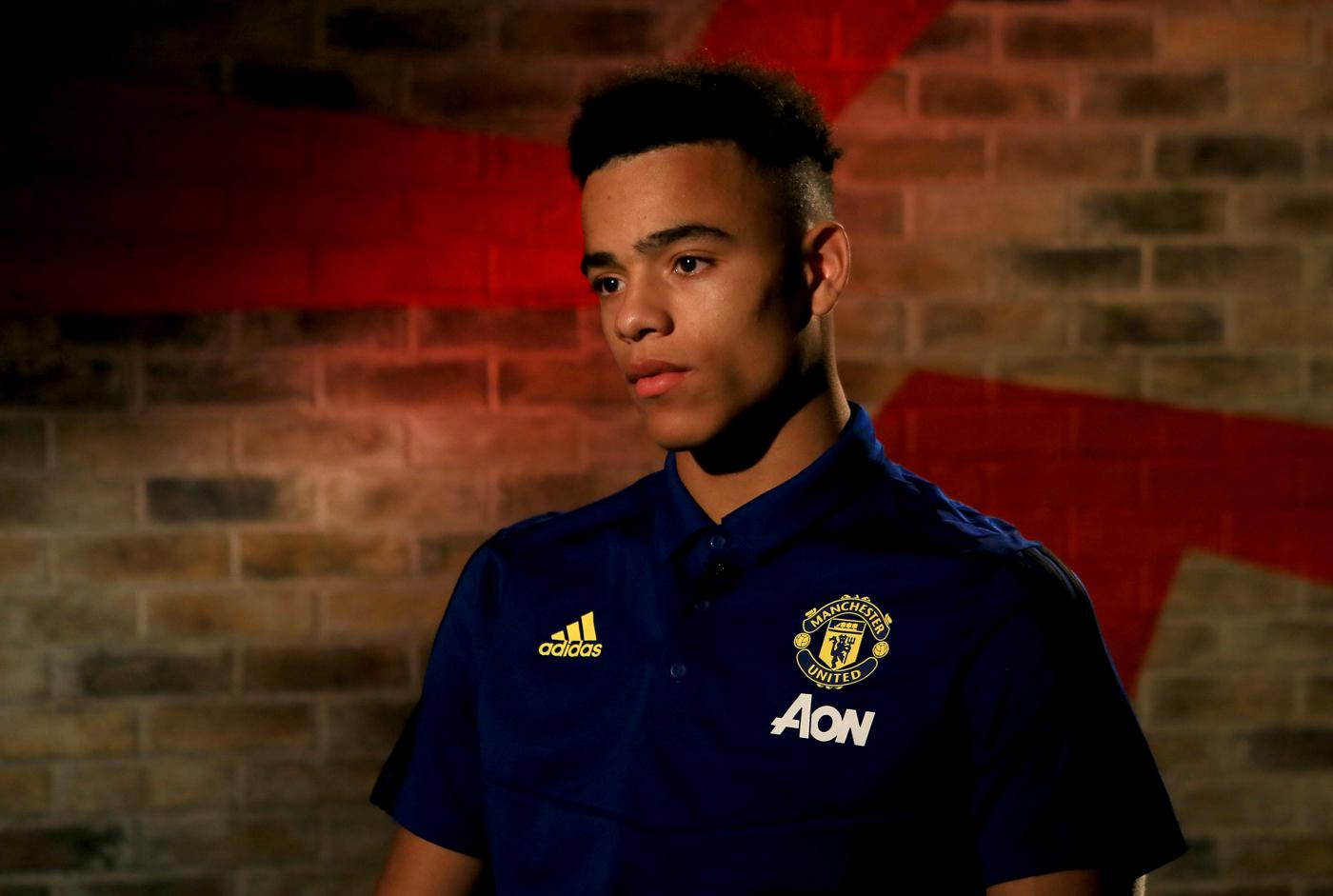 Mason Greenwood speaks to MUTV in his first interview