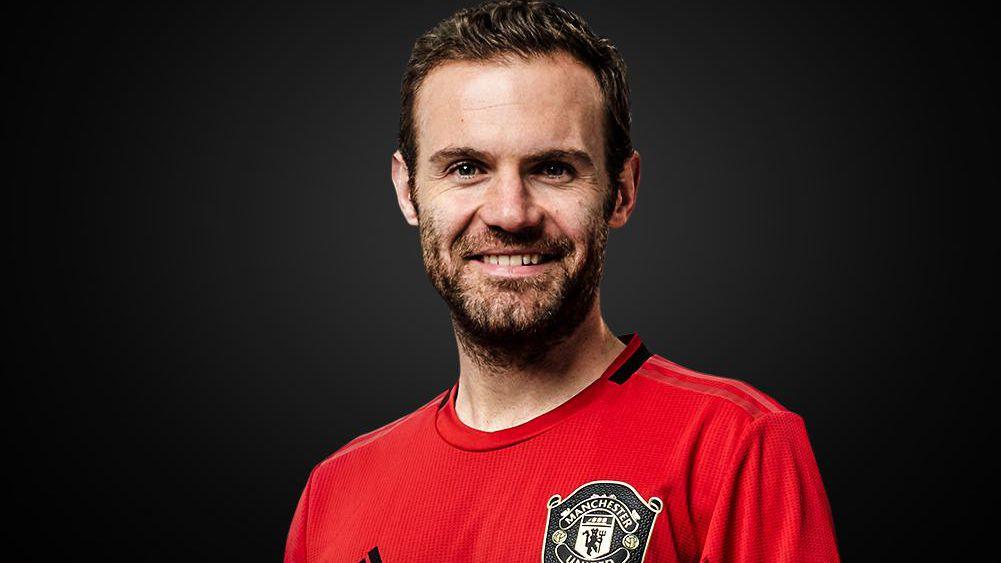 Man Utd First Team Player Profile