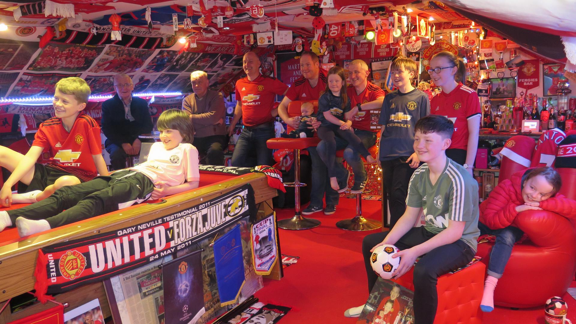 Manchester United Supporterklubb