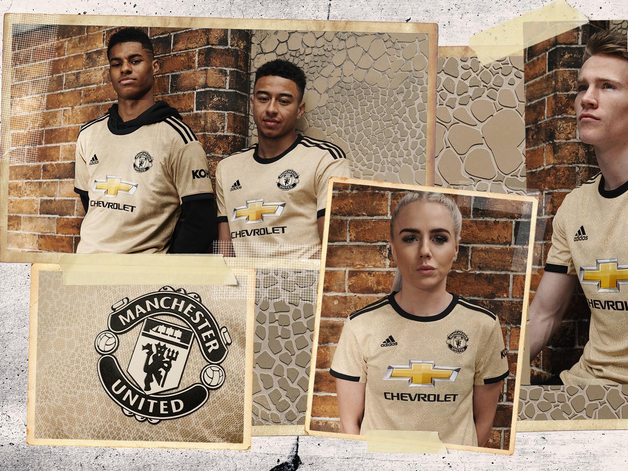 Adidas Reveals Man Utd Third Kit For 2019 20 Season Manchester United