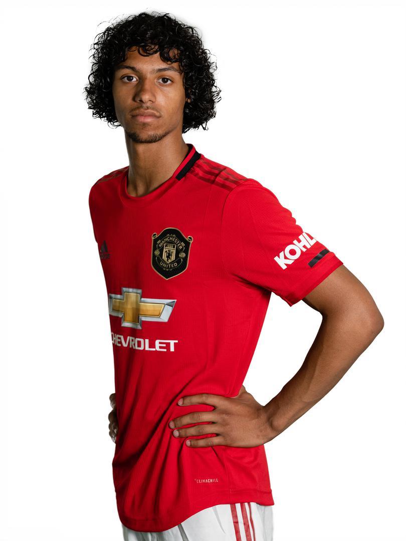 D Mani Mellor Man Utd Academy Player Profile