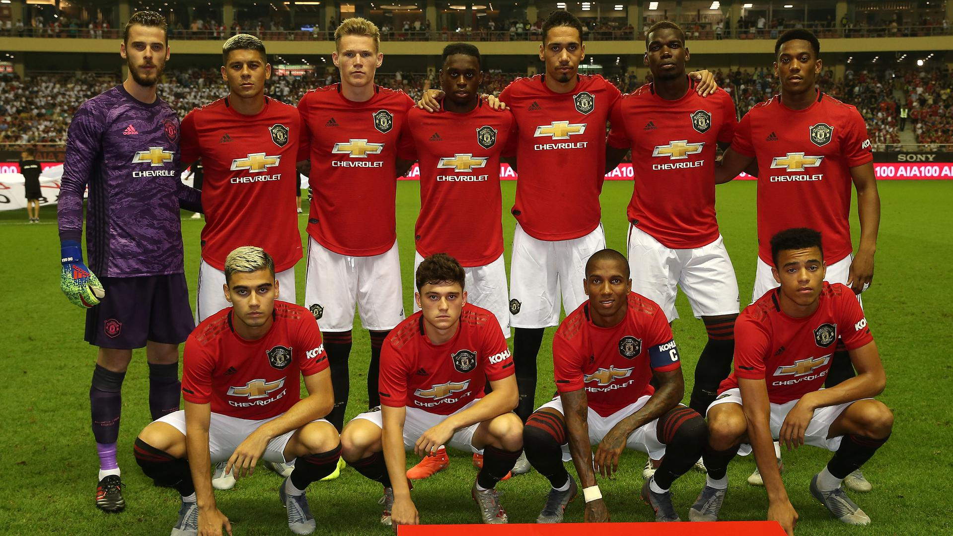 man utd announce squad numbers for 2019 20 premier league season manchester united https www manutd com en news detail man utd squad numbers announced for 2019 20 season