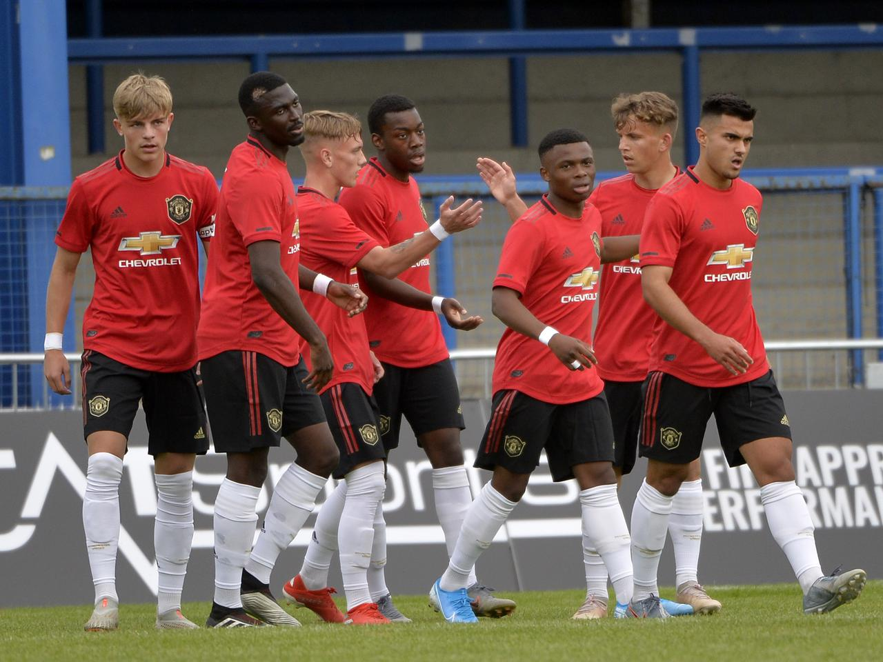 Man Utd Youngsters See Off Rangers In Supercupni Manchester United