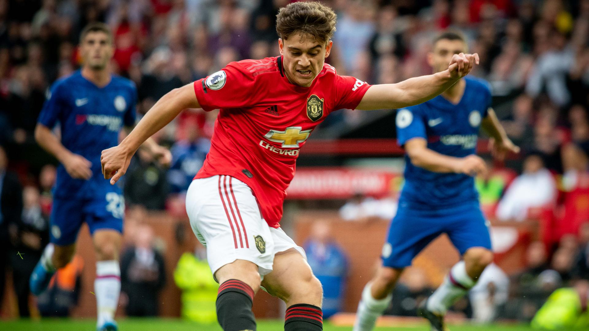 The Fastest Premier League Debut Goals In Man Utd S History Manchester United