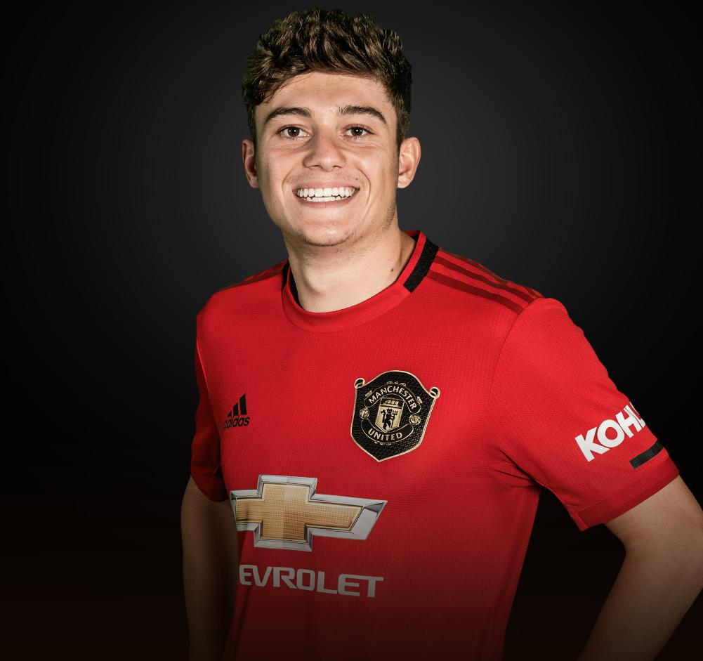 Daniel James' profile picture.