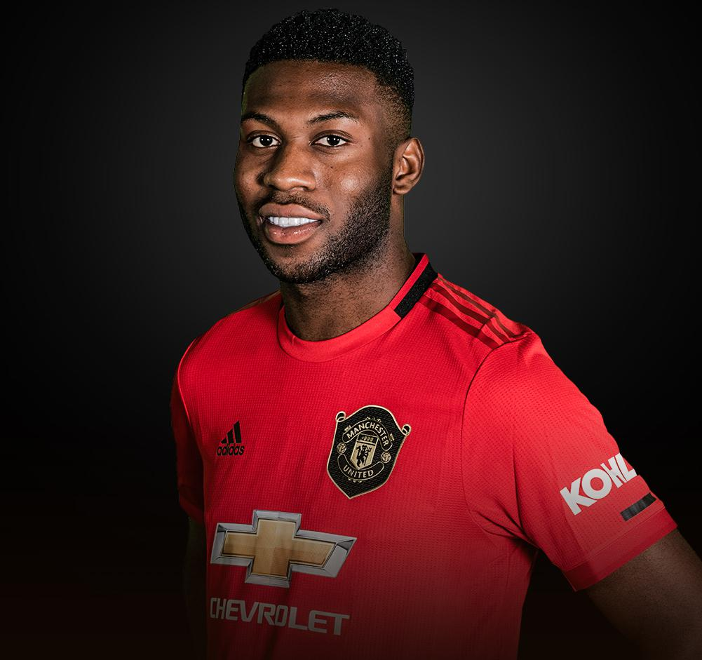 Tim Fosu-Mensah's player profile picture.