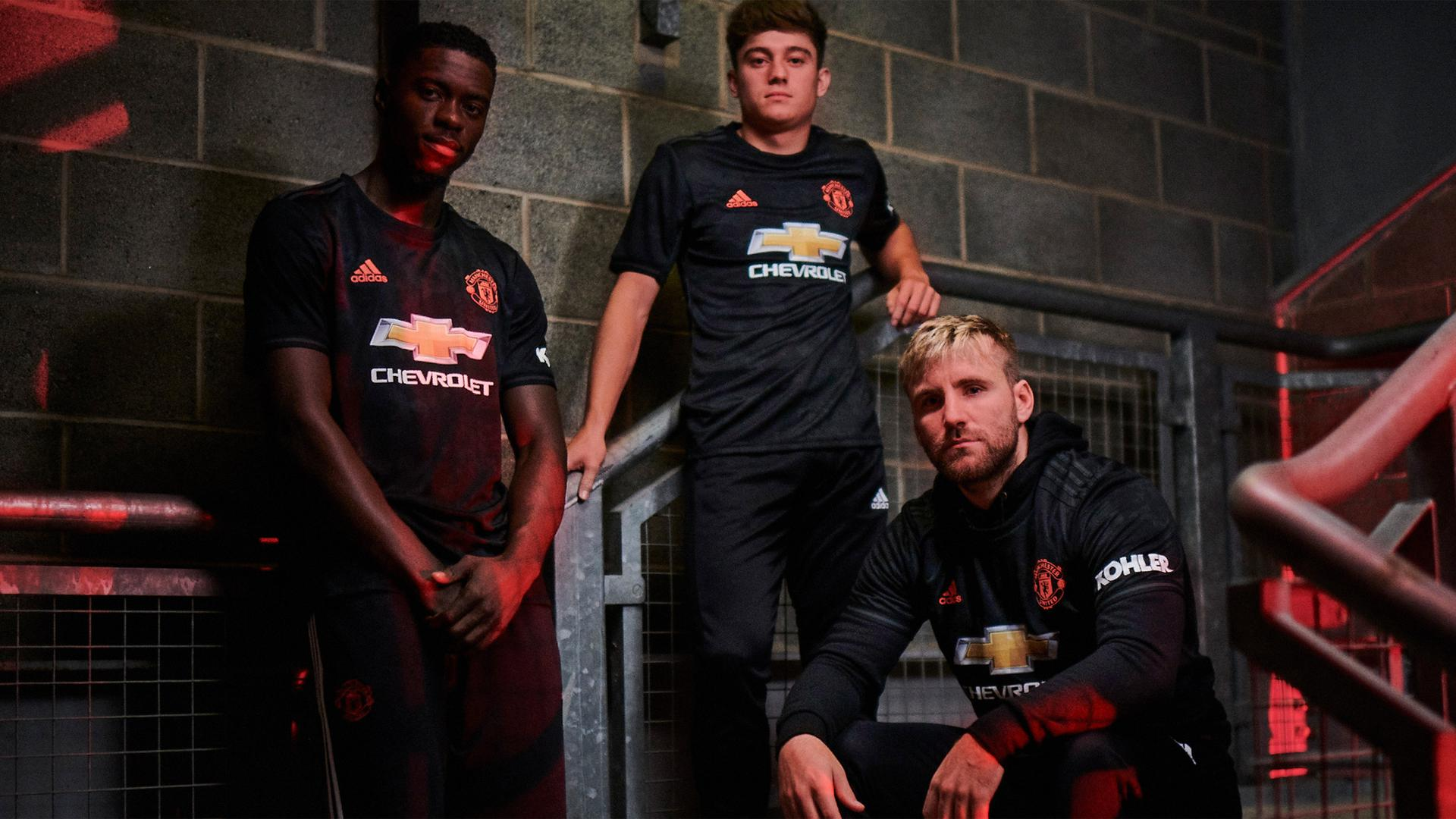 Adidas Reveals Man Utd Third Kit For 2019 20 Season Manchester United