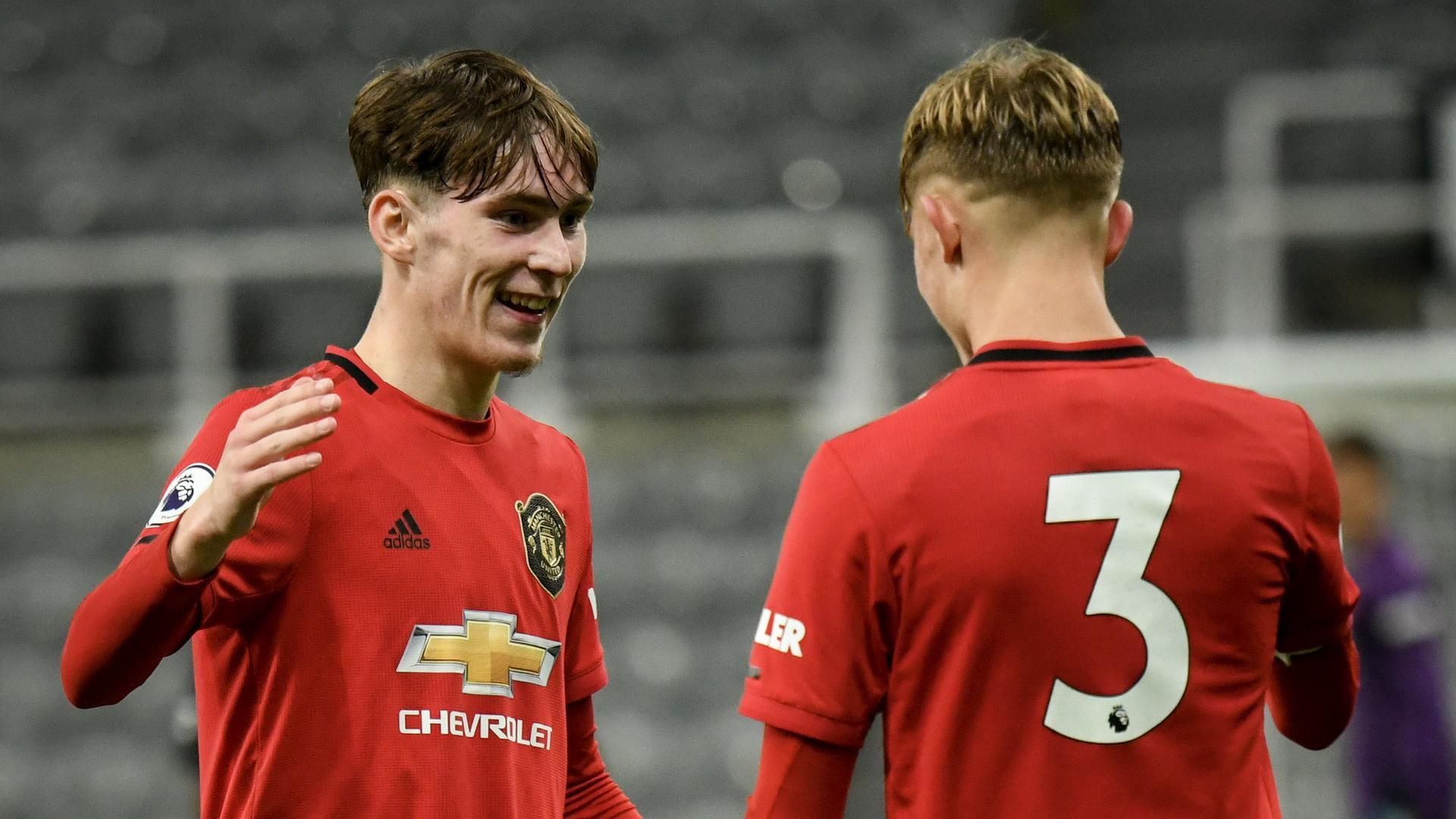 match report premier league 2 u23s newcastle v man utd 23 Aug 19 - Manchester United