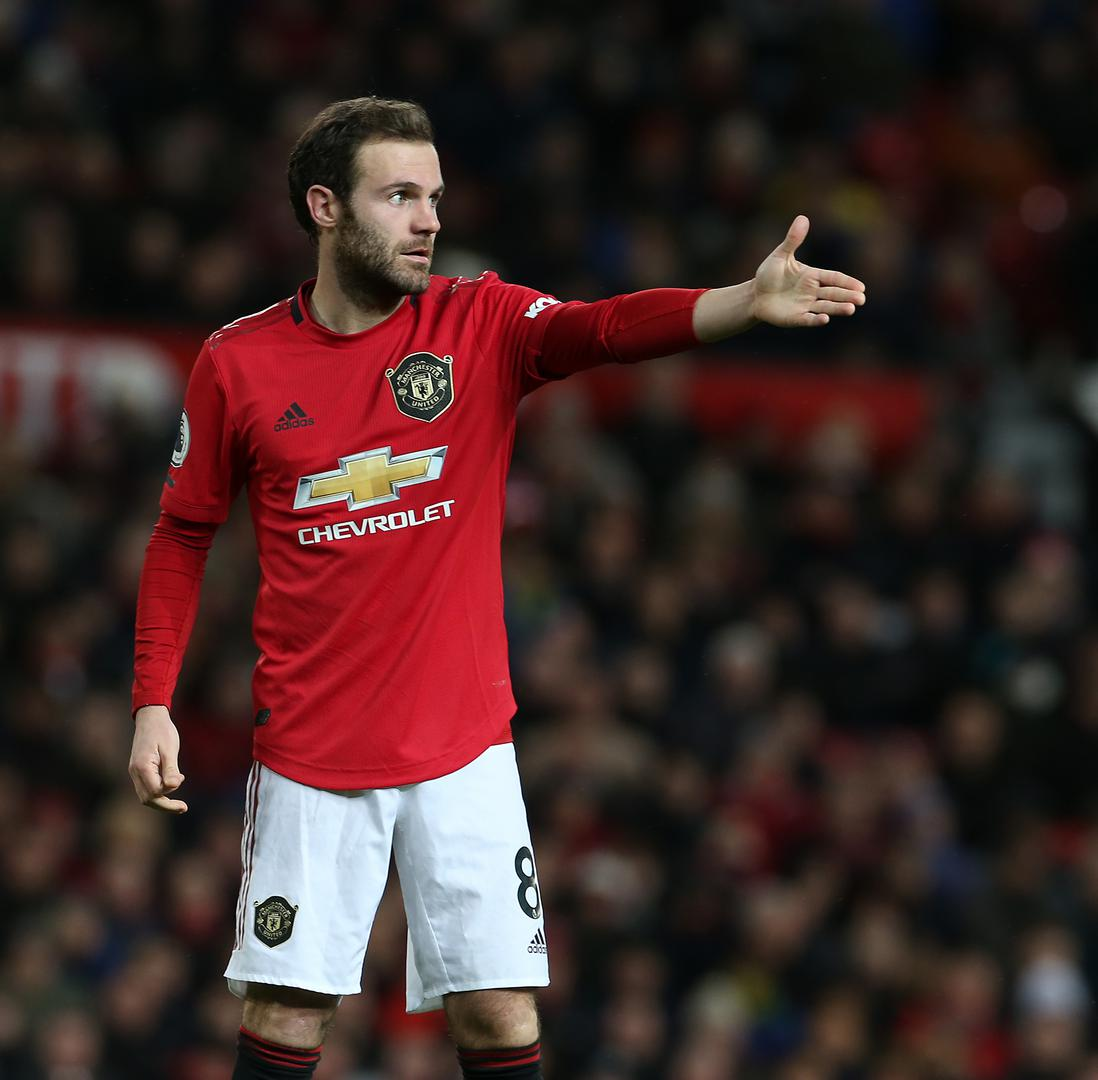 Juan Mata was on form against Norwich City