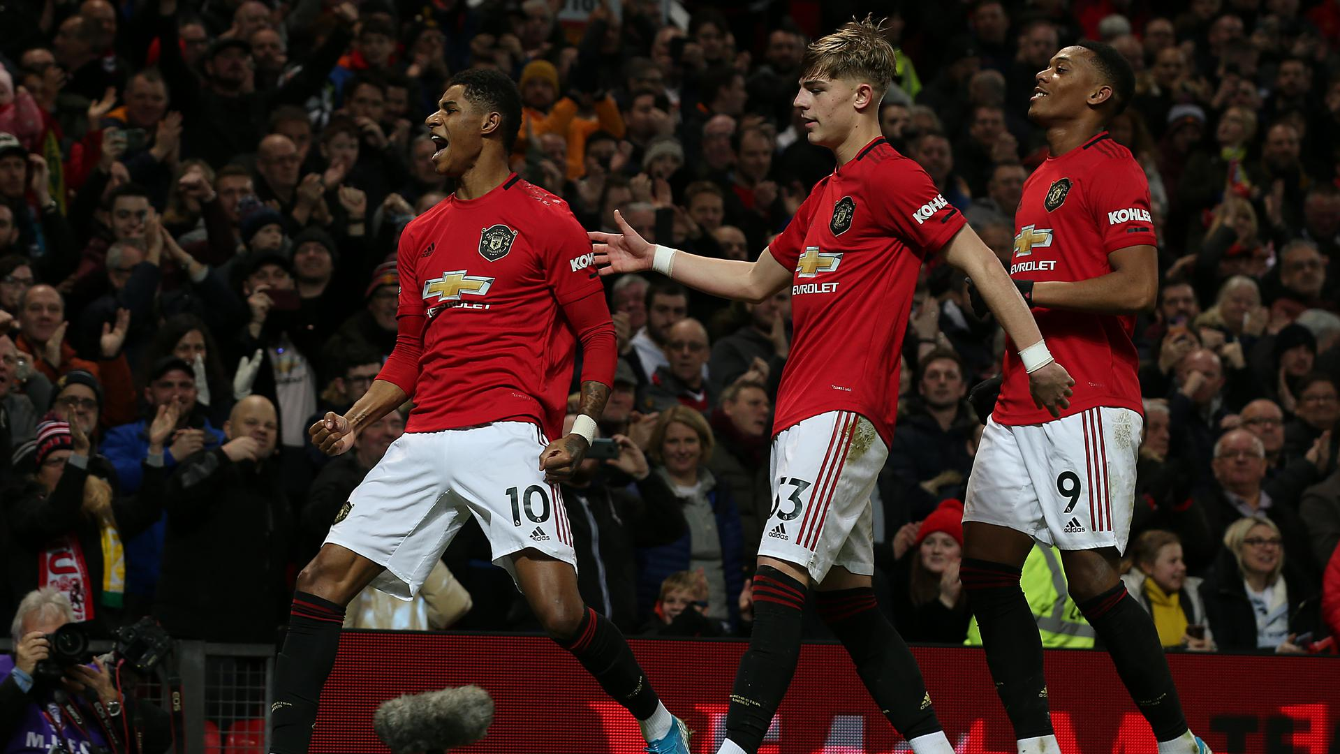 Match Report Man Utd 4 0 Norwich Manchester United
