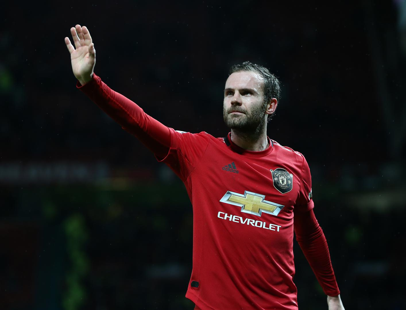 Juan Mata was key to United's win against Norwich