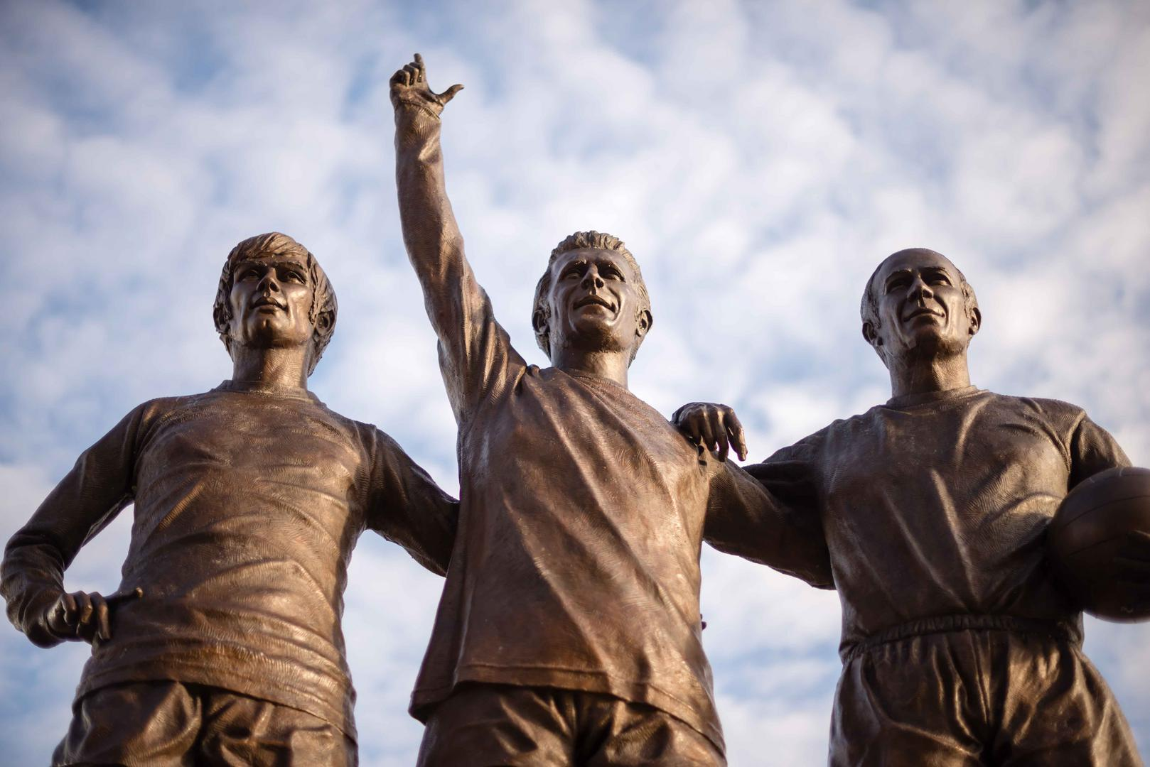 The United Trinity statue