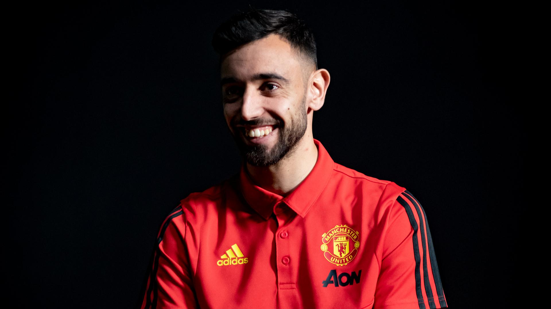 Bruno Fernandes Says Signing For Man Utd Is His Dream Manchester United