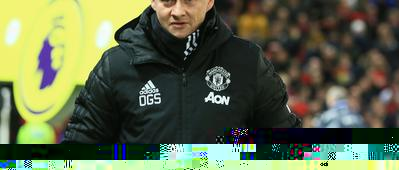 Ole Gunnar Solskjaer at Old Trafford