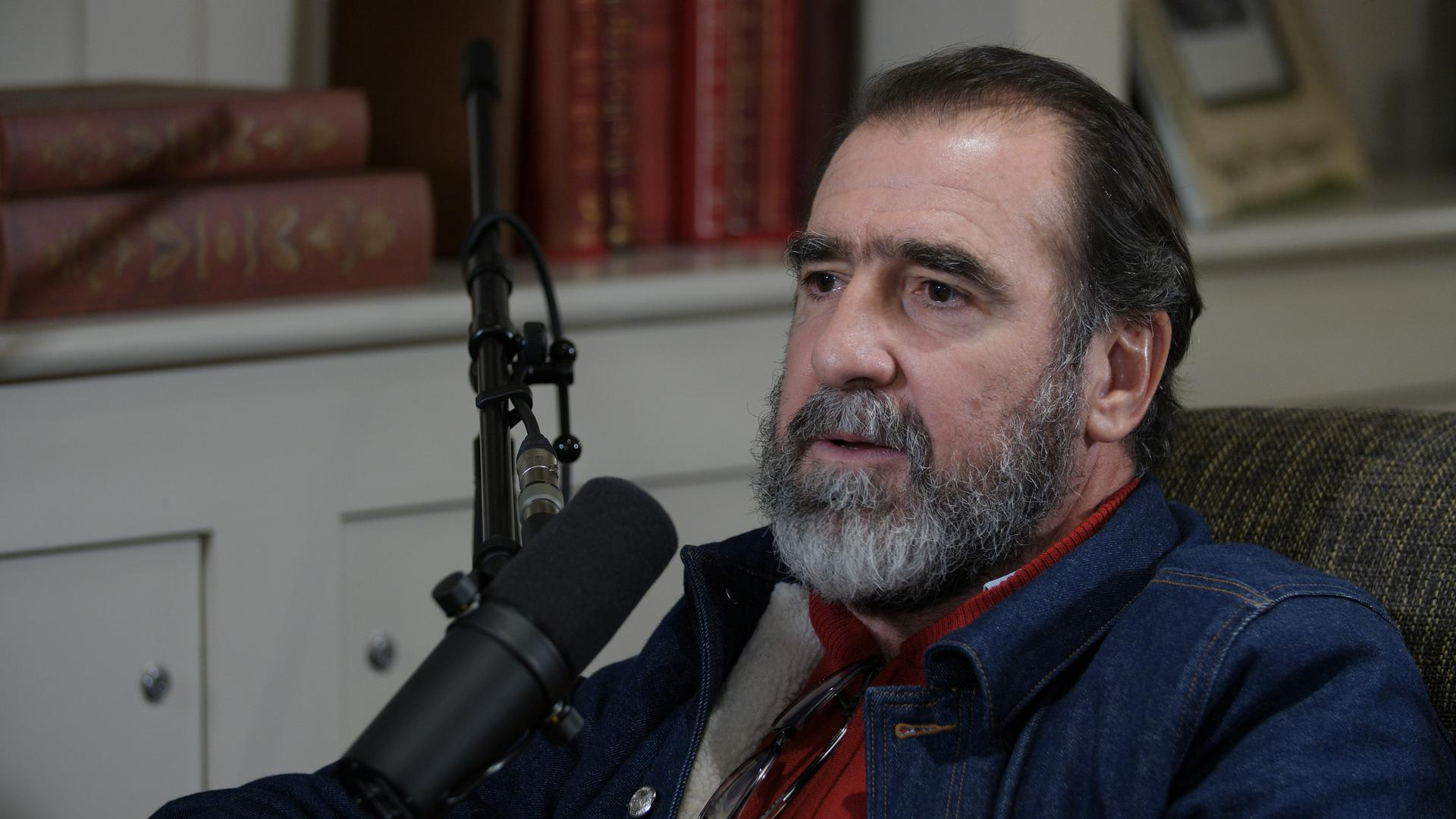 Eric Cantona on UTD Podcast
