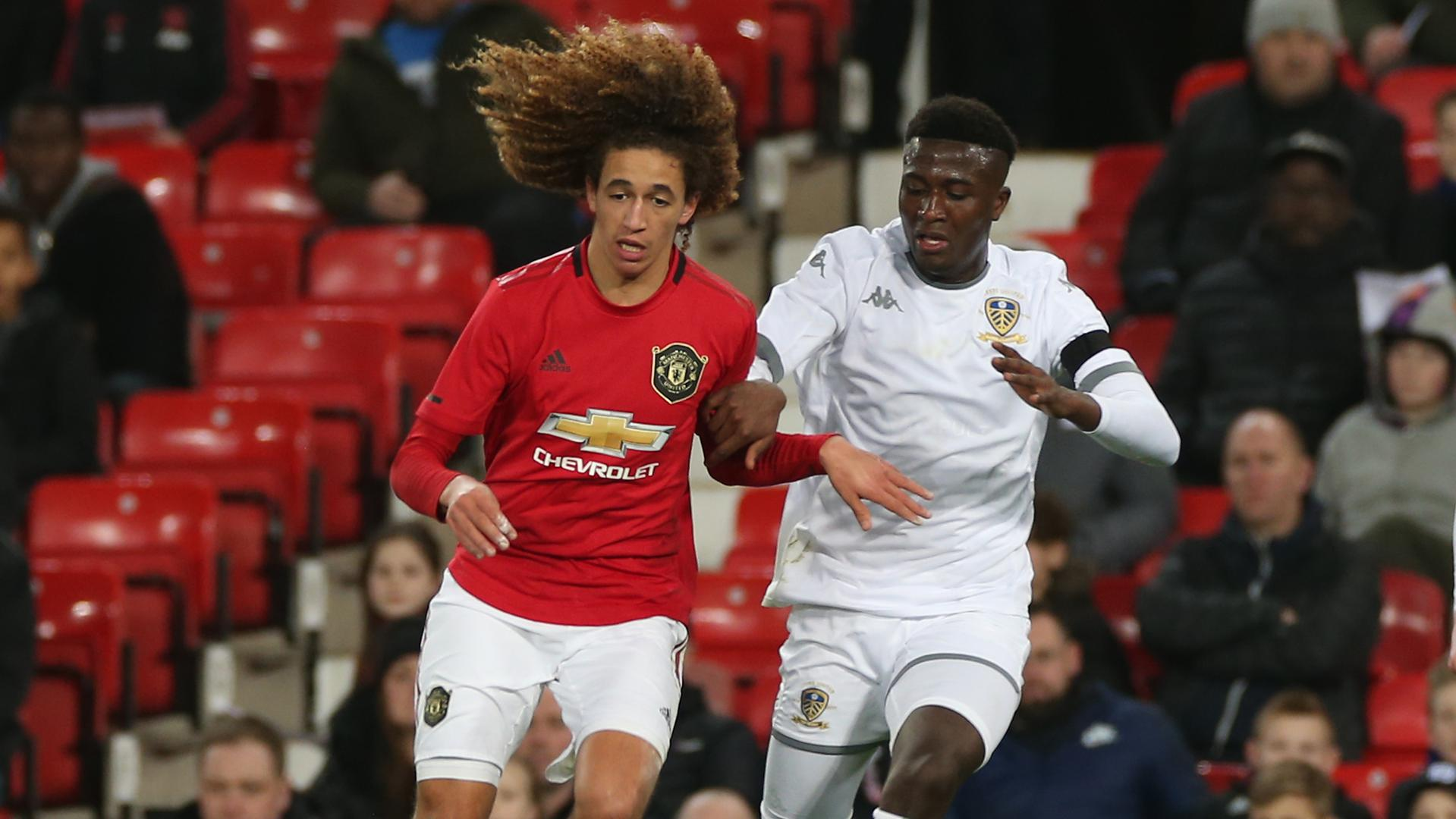 Match Report Man Utd V Leeds FA Youth Cup 5 February 2020