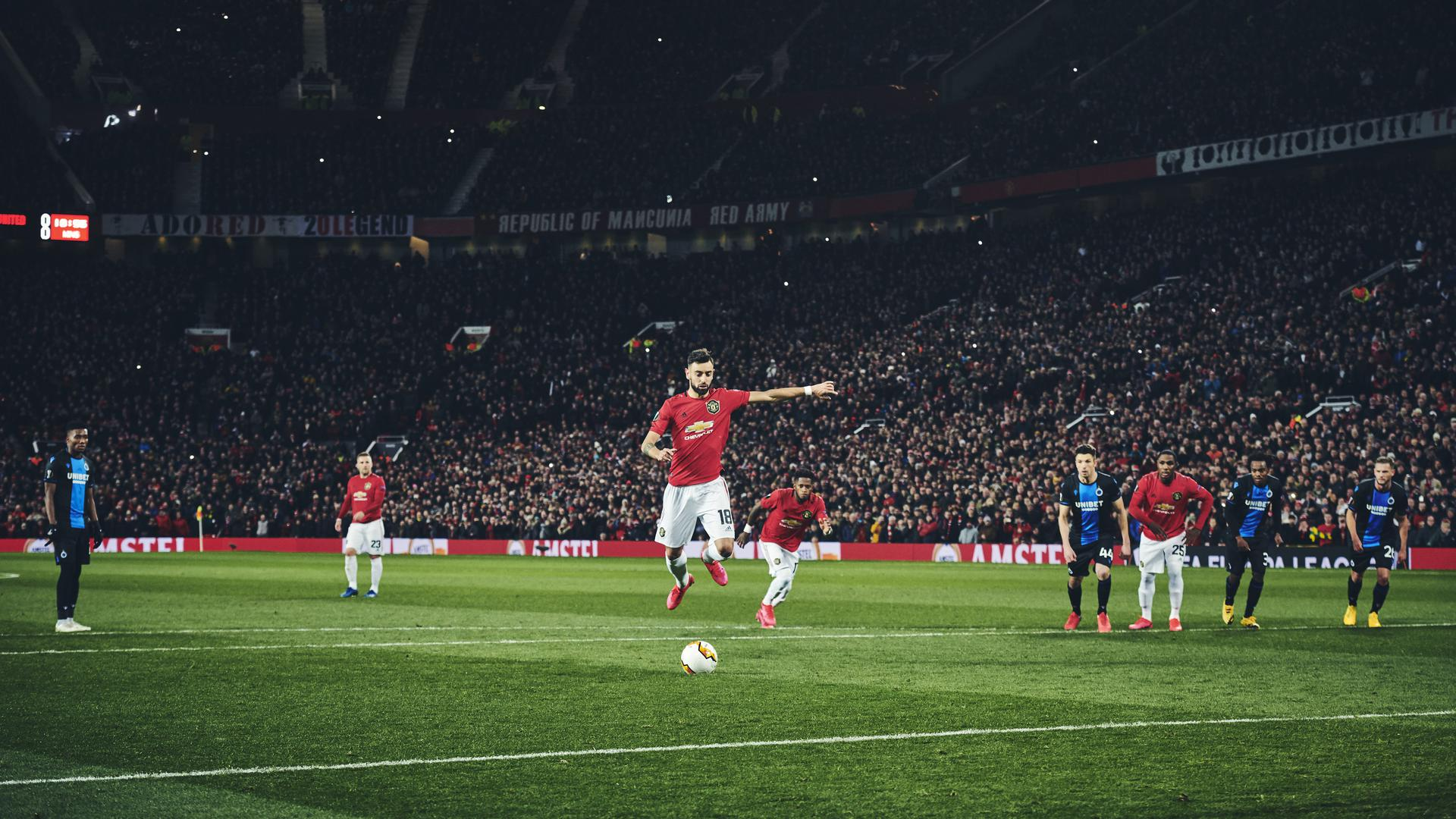 Download Manchester United Wallpaper 2020 4K