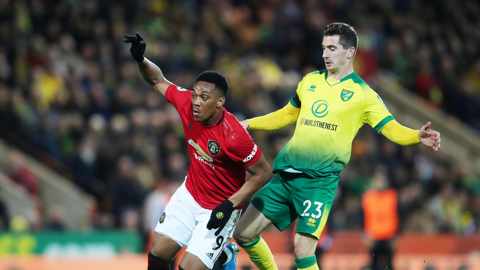 Date Confirmed For Norwich V Man Utd In The Fa Cup Quarter Finals Manchester United