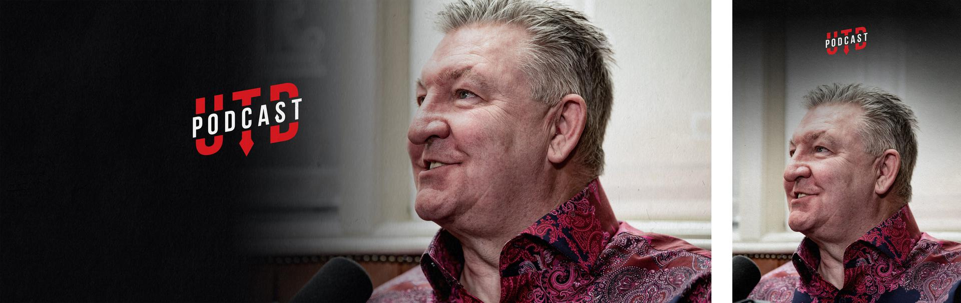 Norman Whiteside on UTD Podcast