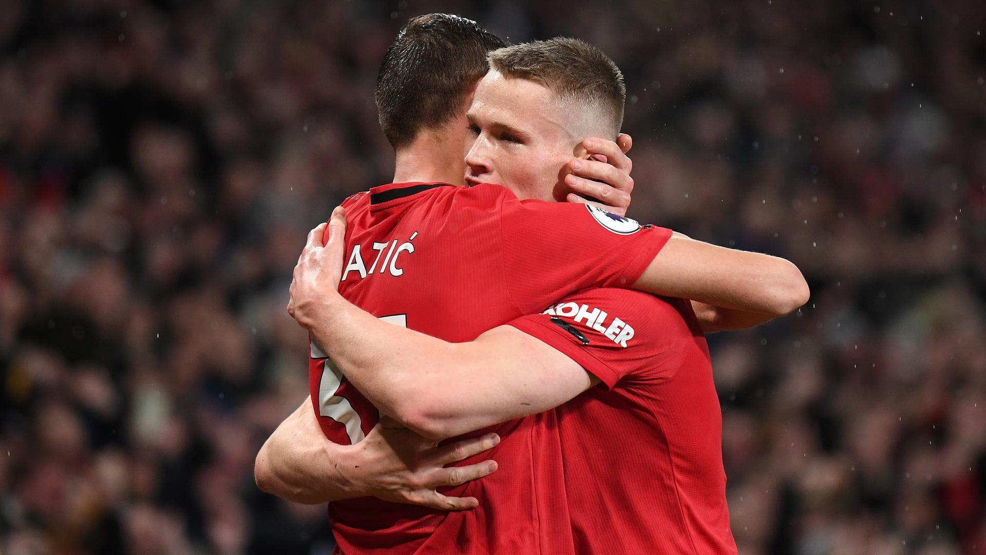 Box to Box Nemanja Matic says Scott McTominay can be Man Utd legend    Manchester United