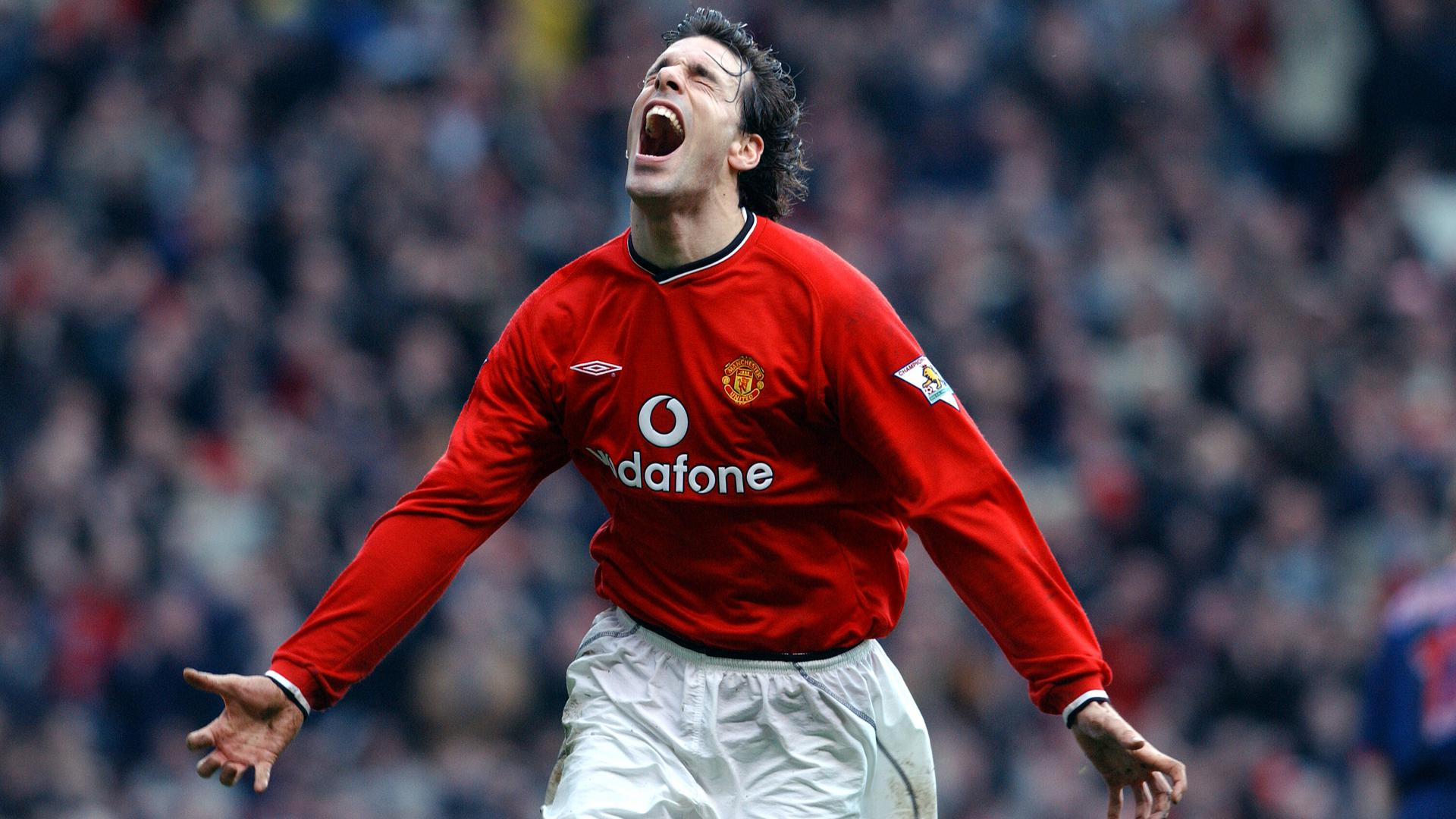 UTD Podcast: Paul Scholes recalls Ruud van Nistelrooy and Thierry Henry  rivalry   Manchester United